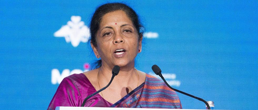 Can't force forces to procure indigenous weapons: Sitharaman
