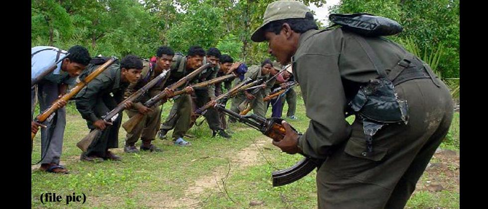 12 Maoists killed in Telangana gunfight