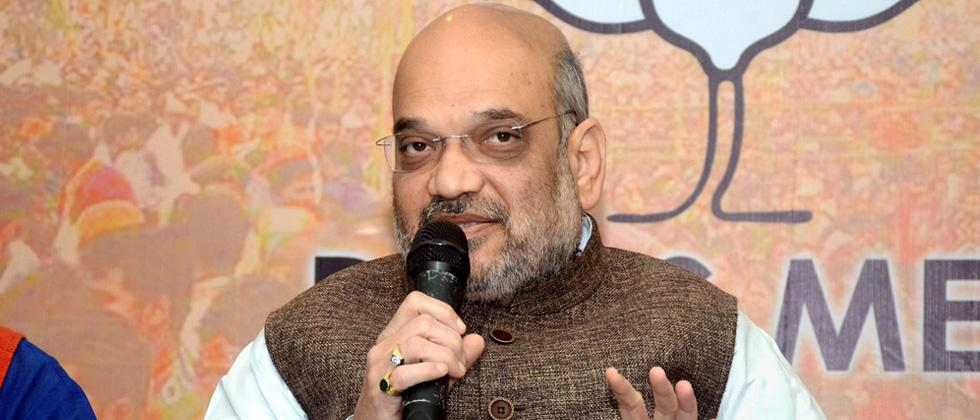 BJP would form next government in Tripura: Amit Shah