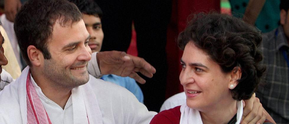 Priyanka very capable, happy that she will help me: Rahul Gandhi