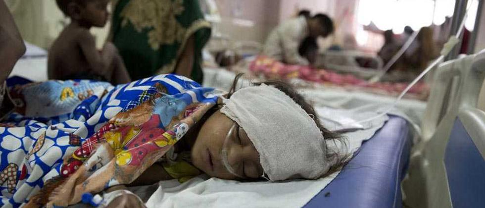 49 infants die in one month in Farrukhabad hospital