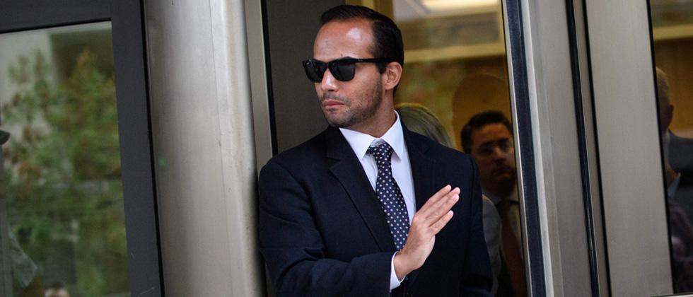 Ex-Trump campaign aide jailed in Russia probe