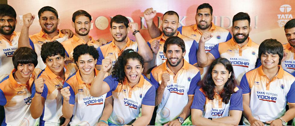 India's wrestling contingent would be confident of getting home a few accolades from the Asian Games held in Indonesia