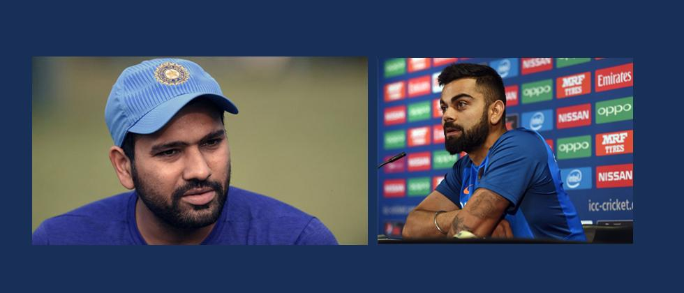 Virat rested from Asia Cup, Rohit to lead India