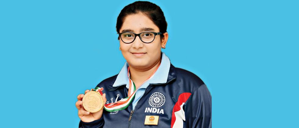 Aakanksha becomes Under-18 Commonwealth Champion