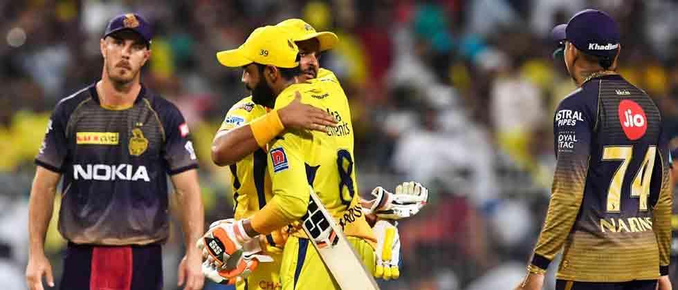 Tahir, Raina ensure easy win for Chennai Super Kings vs KKR