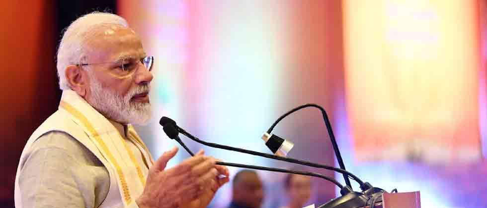 Modi launches PM-KISAN scheme, over 1 cr farmers get 1st instalment of Rs 2000