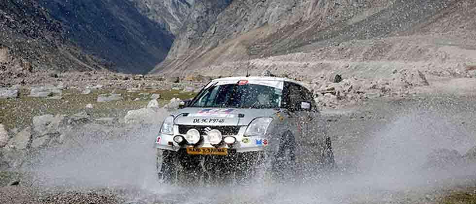 Raid de Himalaya to kick off on October 8