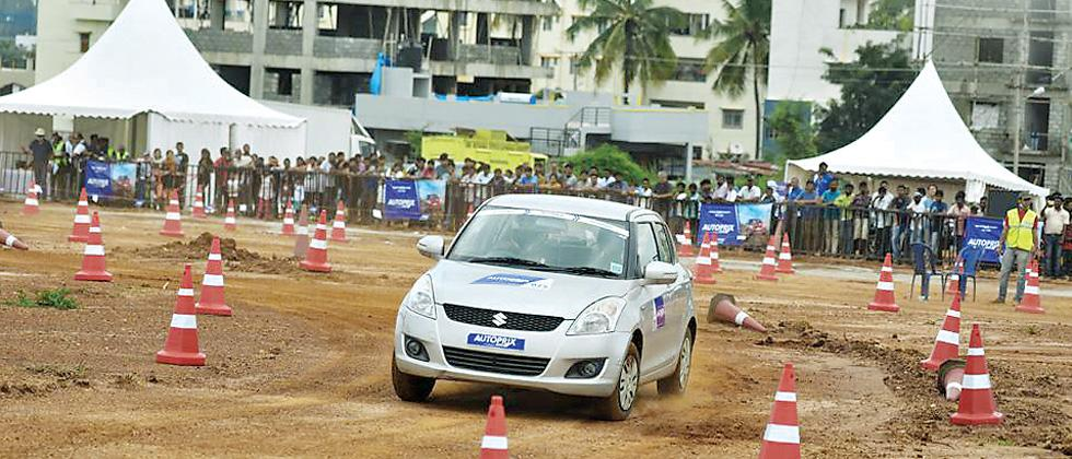 Pune to host Round 2 of Maruti Suzuki Autoprix on Sept 22-24