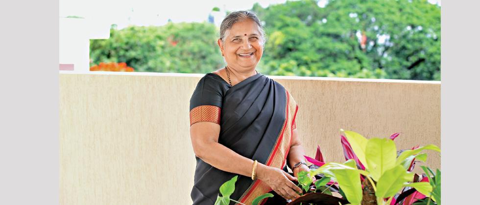 Sudha Murty