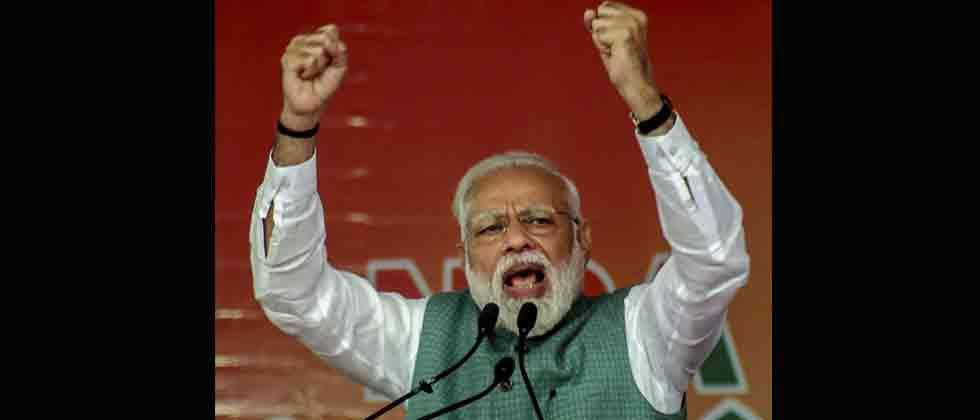 PM tears into Oppn for doubting IAF anti-terror attack in Pakistan