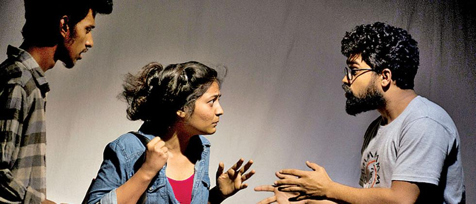 A series of 17 plays have been put together in a single theatrical piece, which is the debut directorial of Suyog Deshpande.