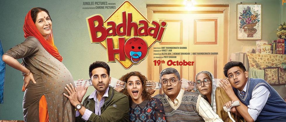 Badhaai Ho: The golden couple outshine others (Reviews)