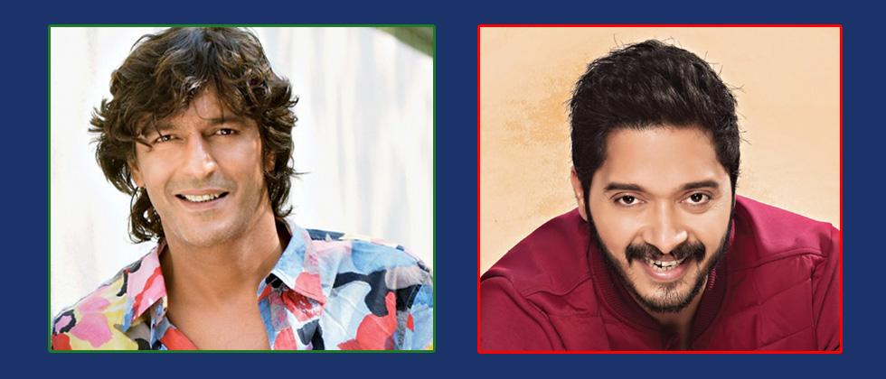 Chunkey Pandey, Shreyas to make their digital debut
