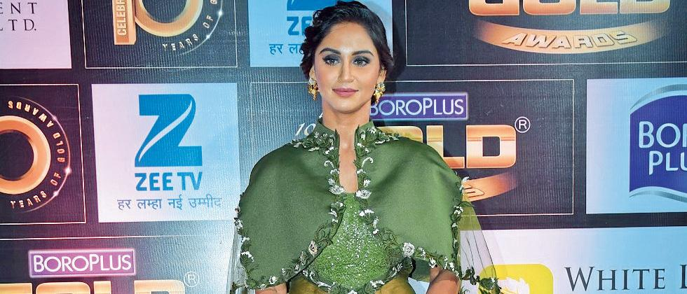 Krystle to make her debut on web