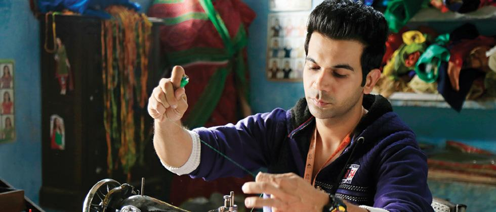 Rajkummar learns tailoring for 'Stree'