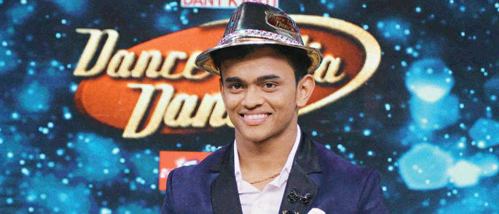 Sanket Gaonkar wins Dance India Dance