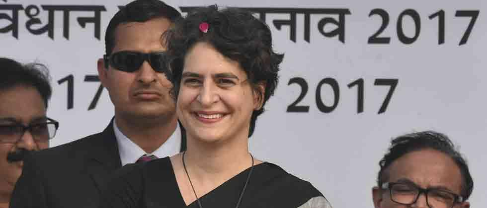 Priyanka inducted in Cong because Rahul flopped