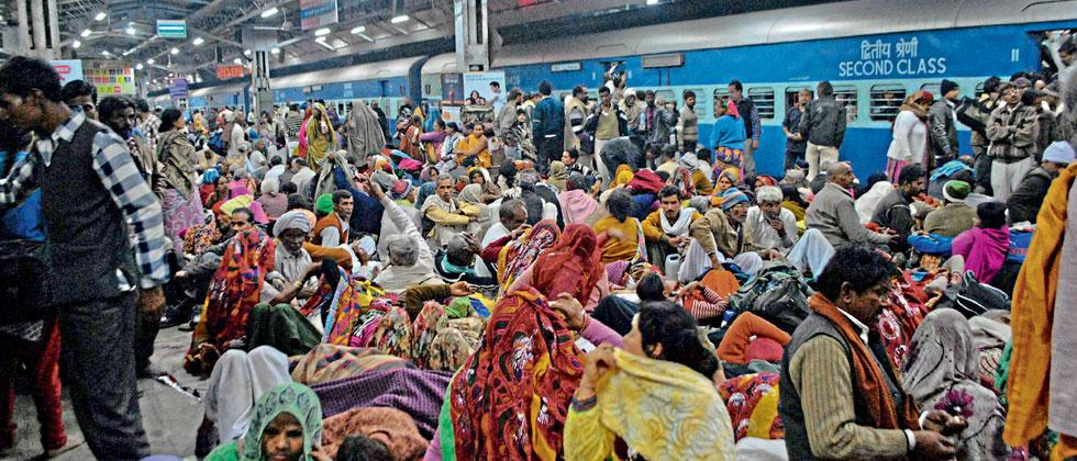 Railway stations need better management