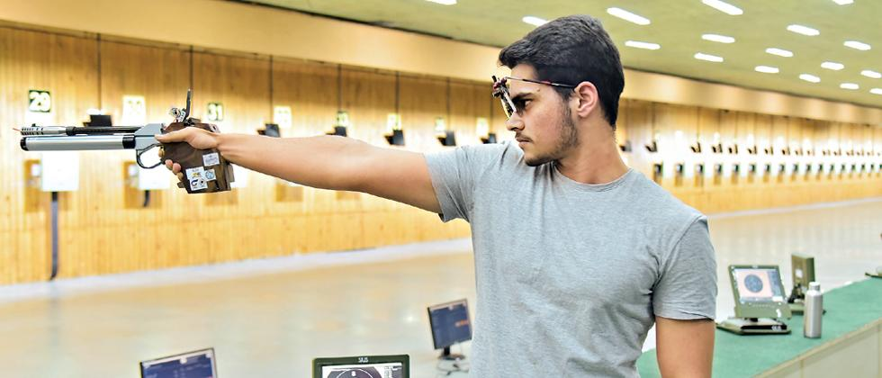 Arjun Cheema spoils Sidhu twins' double gold foray