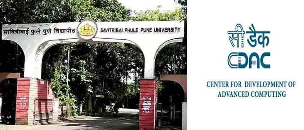 SPPU & C-DAC to set up AI and Data Science Centre