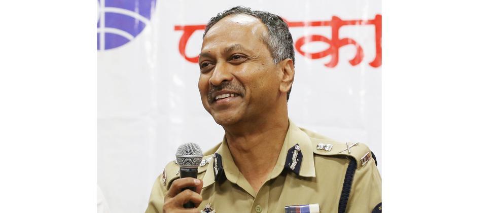 Police Commissioner Dr K Venkatesham