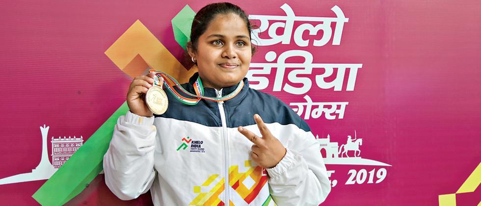 Vegetable seller's daughter wins gold