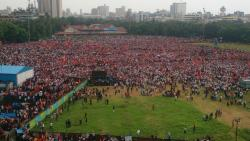 Maratha Kranti Morcha @ Azad Maidan