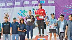 Aditya, Vinaya top field in Runathon of Hope