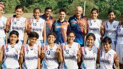 Maharashtra girls clinch gold