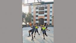 Millennium School ensures semis berth with an easy win over ISST