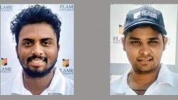 Sainath, Prasad score heavy as Infy, Maersk score contrasting wins