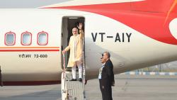PM arrives in Jammu and Kashmir on day-long visit