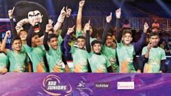 Rachana School wins Ahmedabad leg