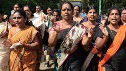 Women skip Sabarimala temple after huge protests
