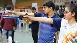 Anmol, Priya pair augur well for mixed air pistol