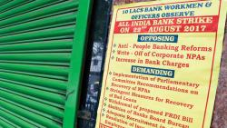 Banks strike successful; Punekars inconvenienced