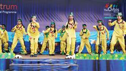 'Orbitheatrum' celebrated at Orbis School