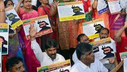 Tipu Jayanthi' celebrations in K'taka amid BJP protests