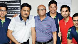 ONGC claims billiards team title