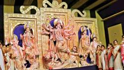 Durga Puja festivities begin in Pimpri