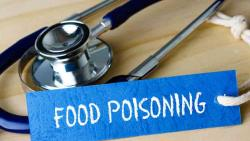 26 girls suffer food poisoning