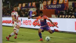 FC Pune City hand Atletico Kolkata a 3-0 drubbing