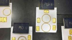 Four women smuggle gold in a bizarre method in Pune
