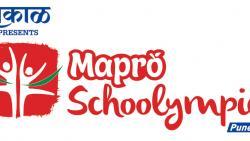 'Mapro Schoolympics' set for a grand fourth season