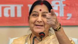 Sushma says not contesting 2019 polls on health grounds
