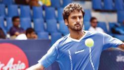Saketh Myneni bags final wild card for Bengaluru Open