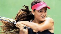Shreya Chakraborty scored a stunning win against top seed Bhakti Parwani in 12th Ramesh Desai Memorial CCI All India Nationals Under-16 Tennis Tournament