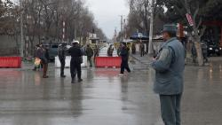 Suicide bomber in Kabul kills one, injures six