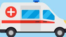 MEMS ambulances provide treatment to 176 patients